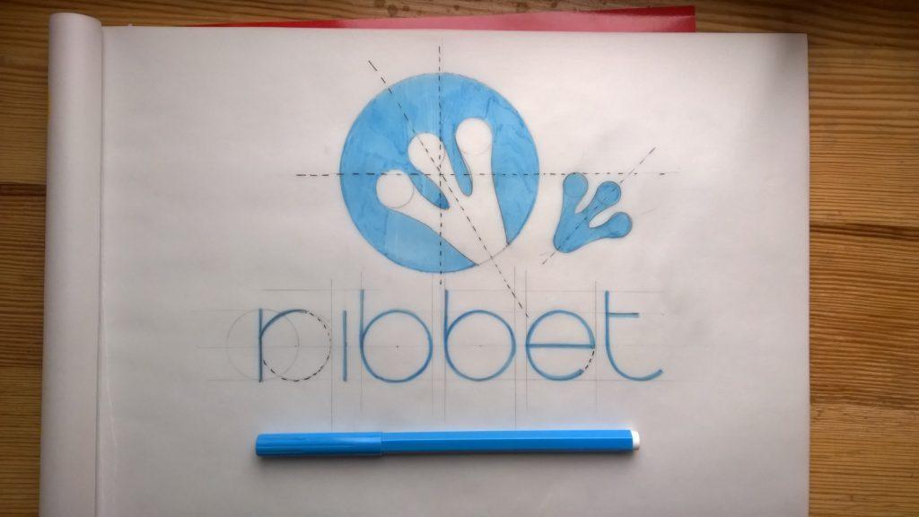 Tubik Studio Ribbet logo