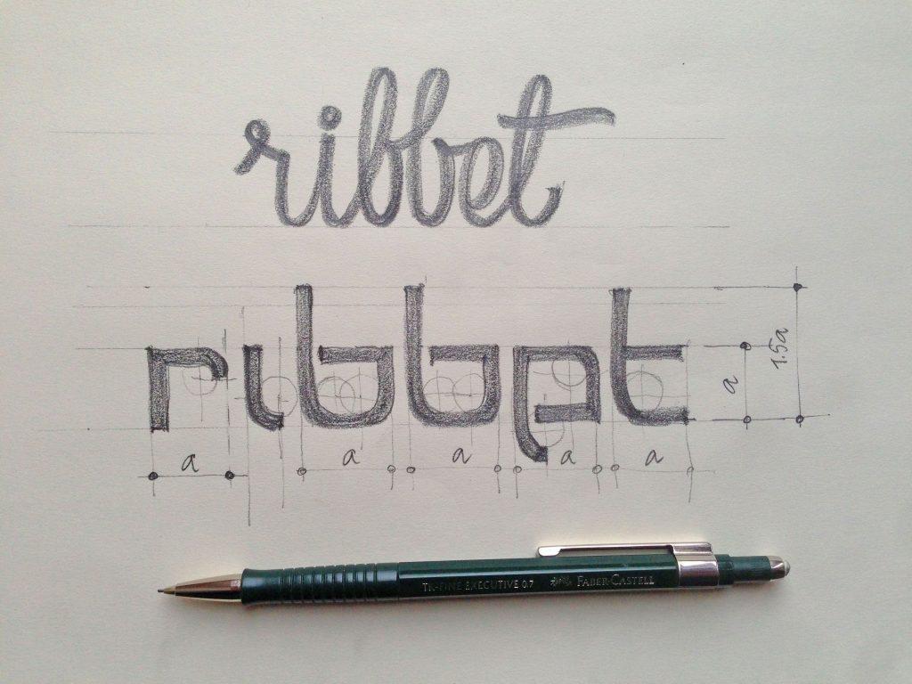 lettering for logo