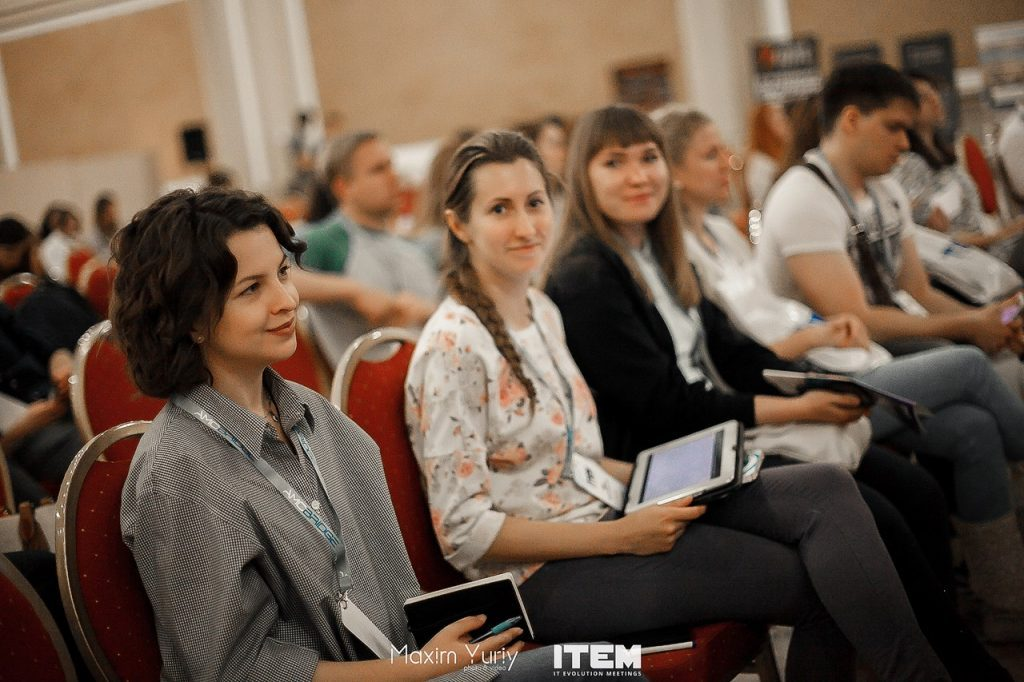 IT conference tubik studio
