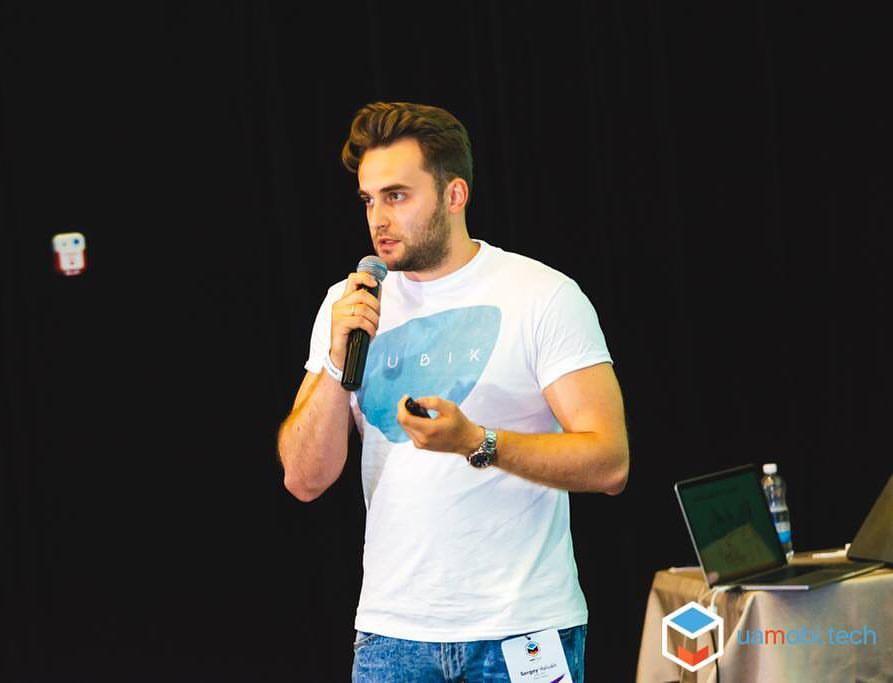 Tubik Studio CEO speech on design