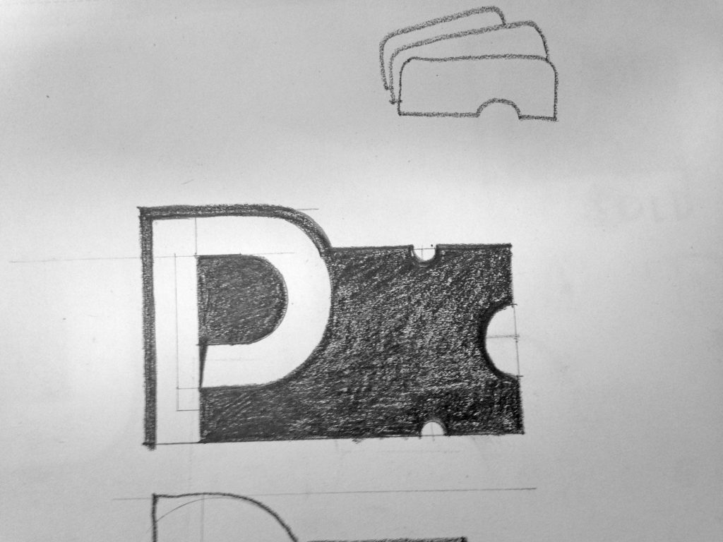 PassFold logo Tubik Studio