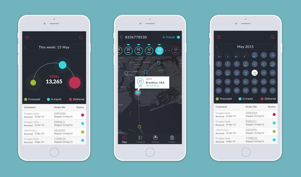 Tracking-App