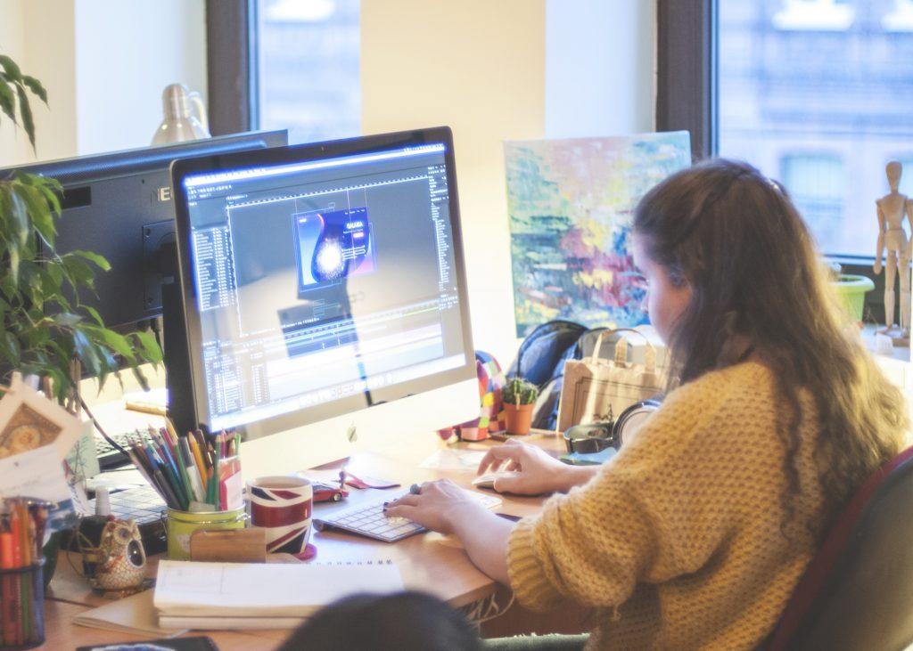tubik studio UI UX designer