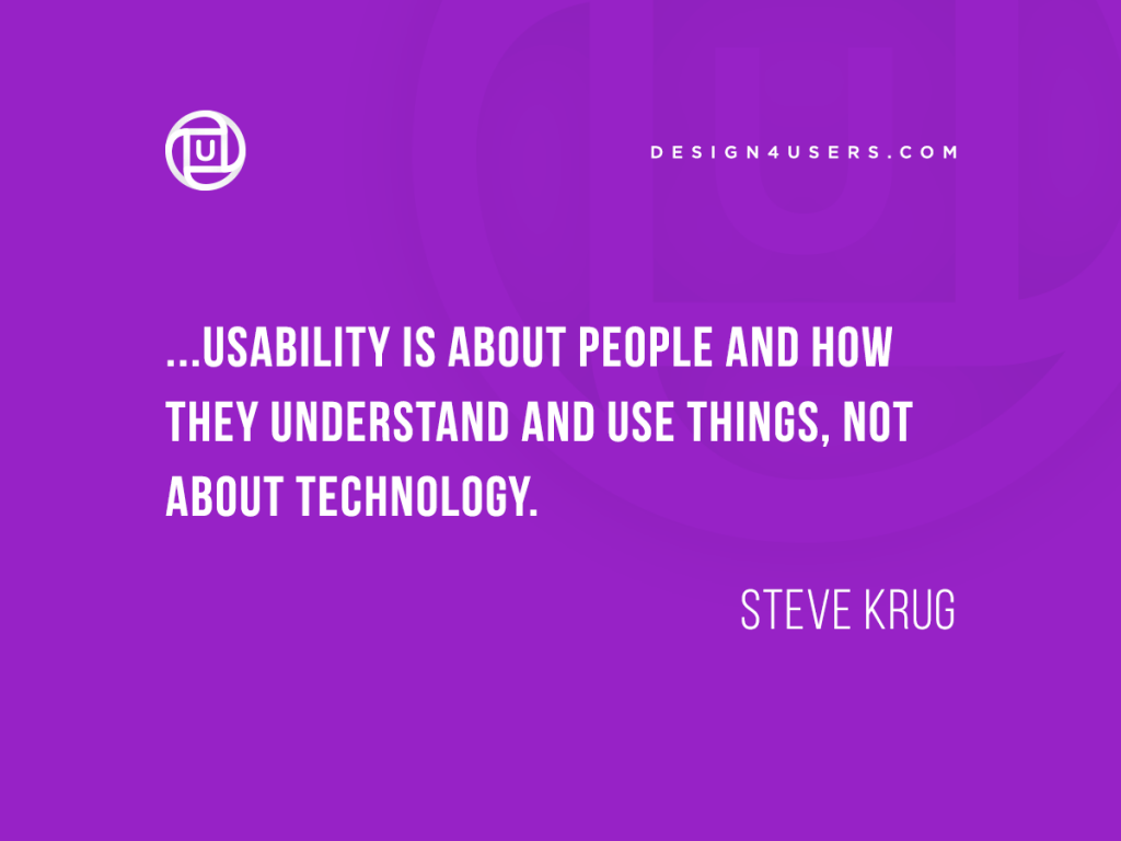 ui ux usability quote