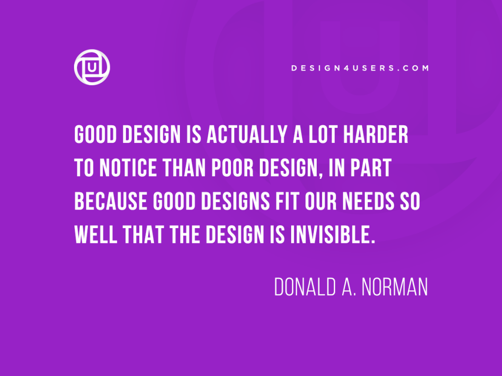 Quotes on User Experience Design from Usability Gurus