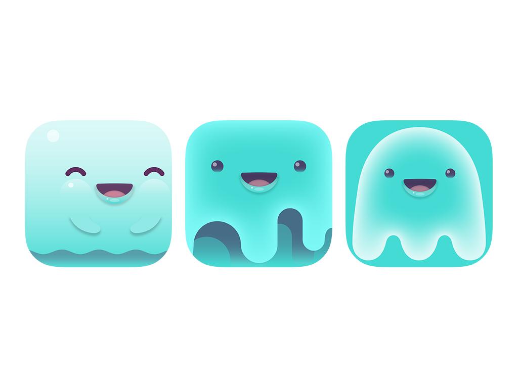 app icons mascot logo design