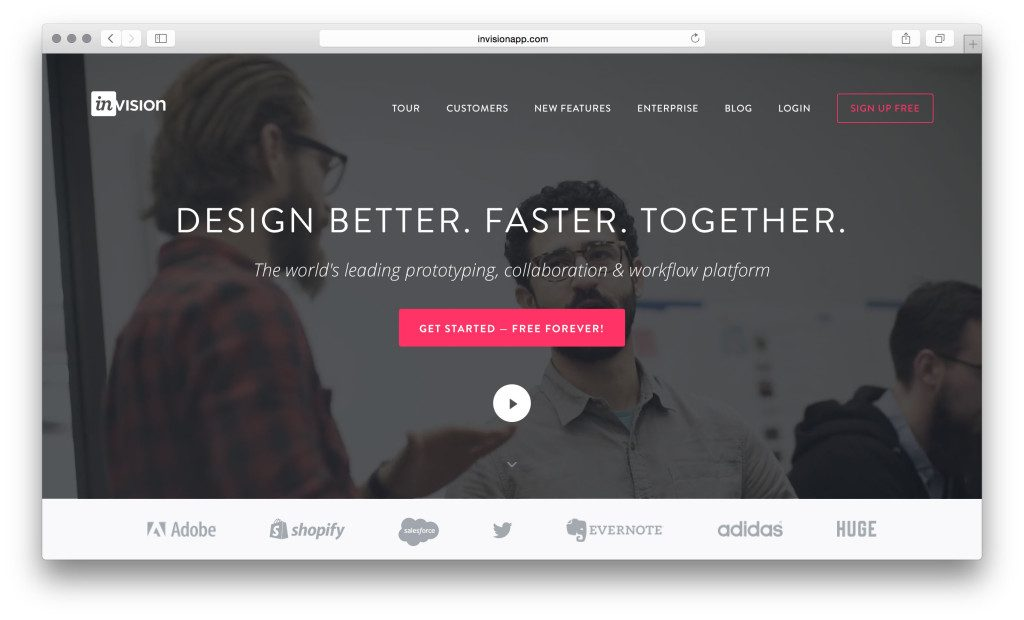 invision review