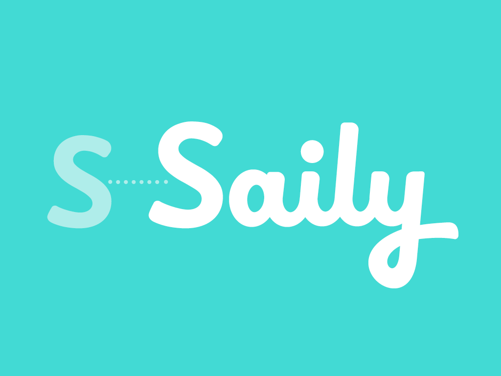 Saily-logo-design