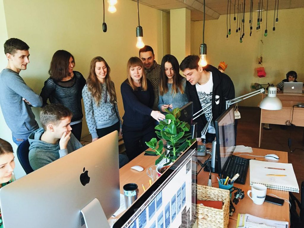tubik studio designers and managers