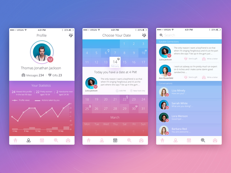 tubik-studio-dating-app-concept