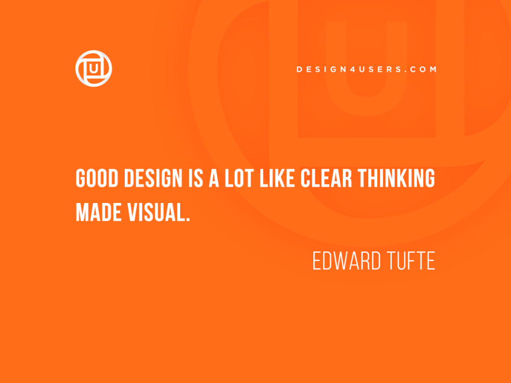 usability design quote