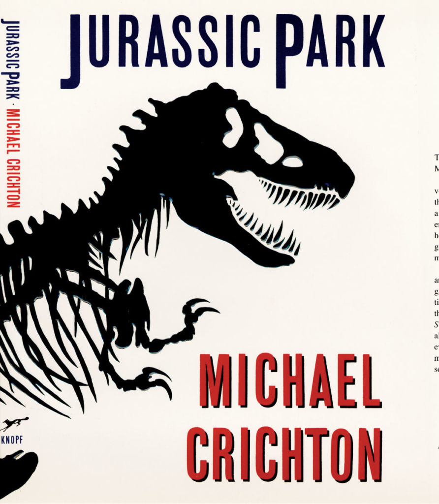 kidd jurassic book cover