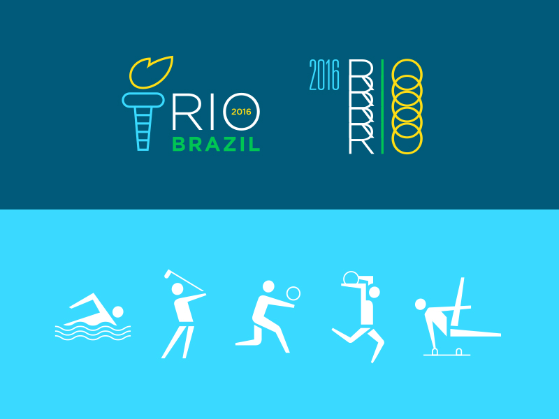 rio graphic design