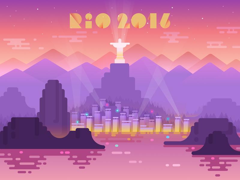 Rio 2016 Olympic Design