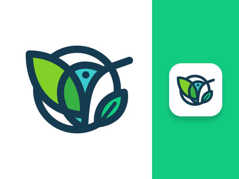 andre logo design by tubik studio