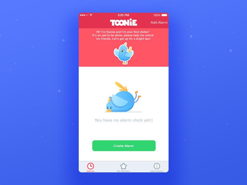 toonie-alarm-mascot-design