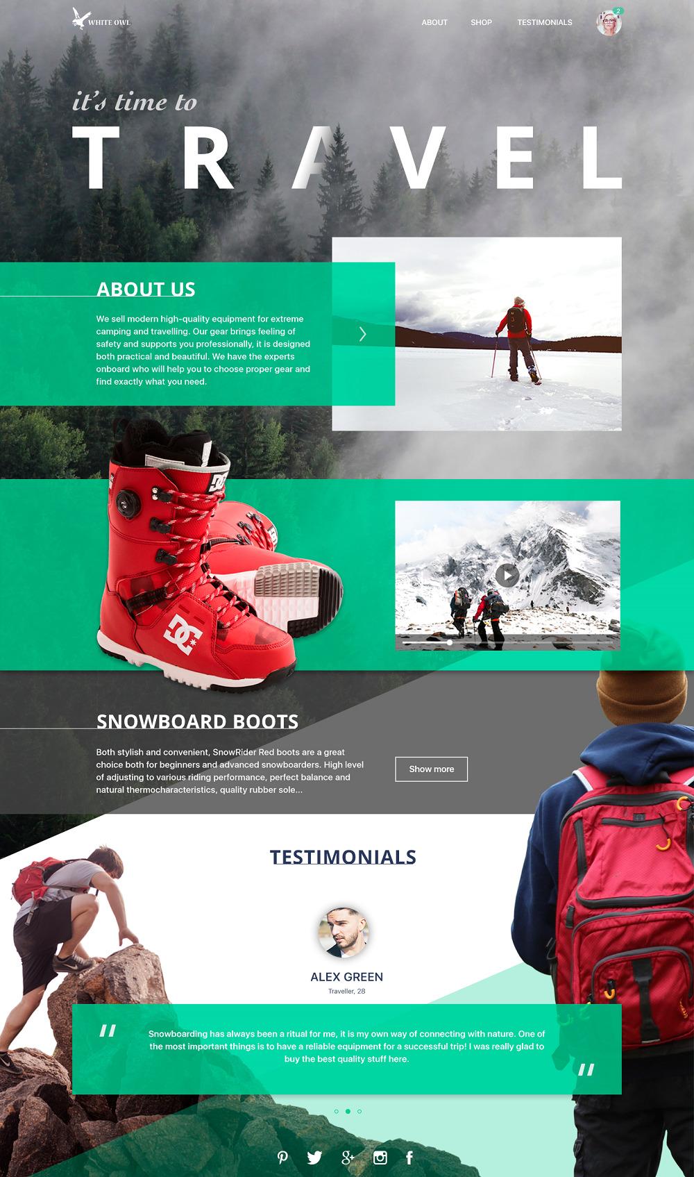 tubikstudio_travel_gear_landing_page