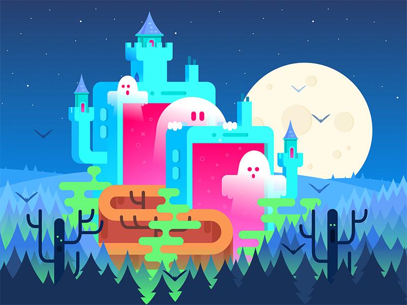 Tubik_Halloween_Design