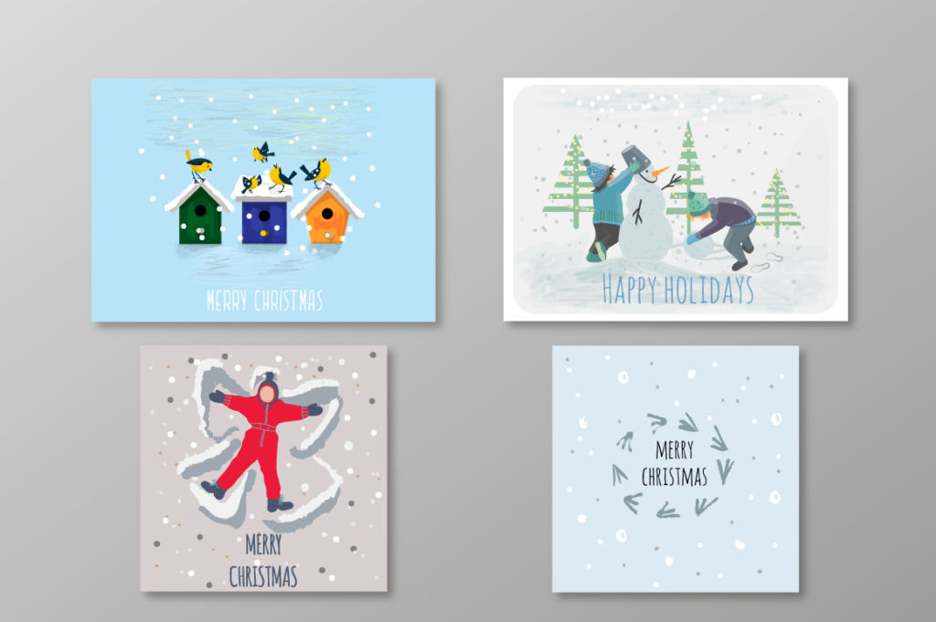 christmas-cards-new-year-design