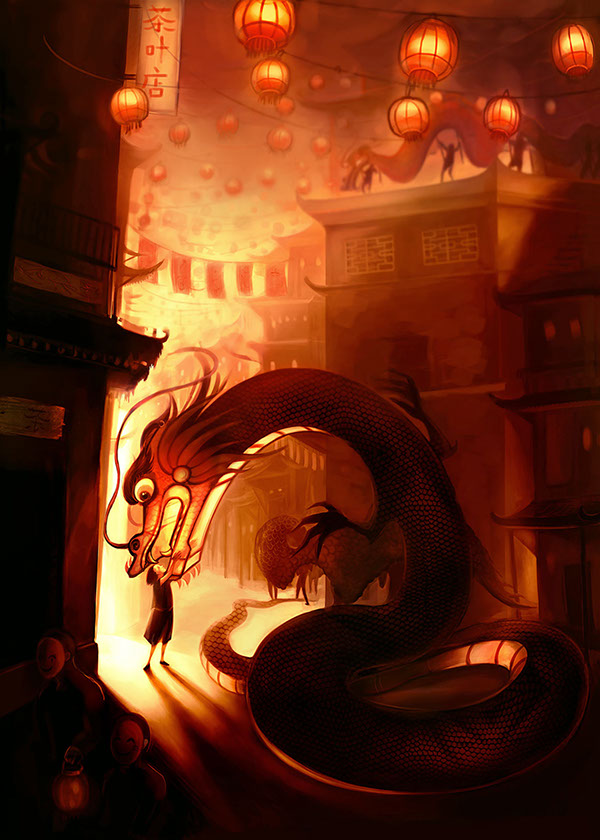 lantern eater