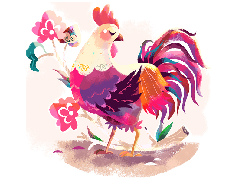 new-year-rooster