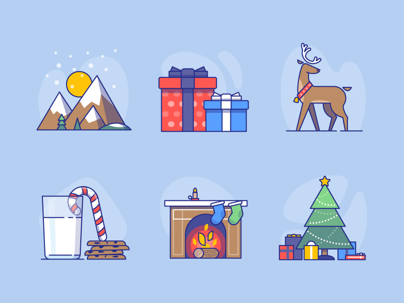 xmas_illustrations