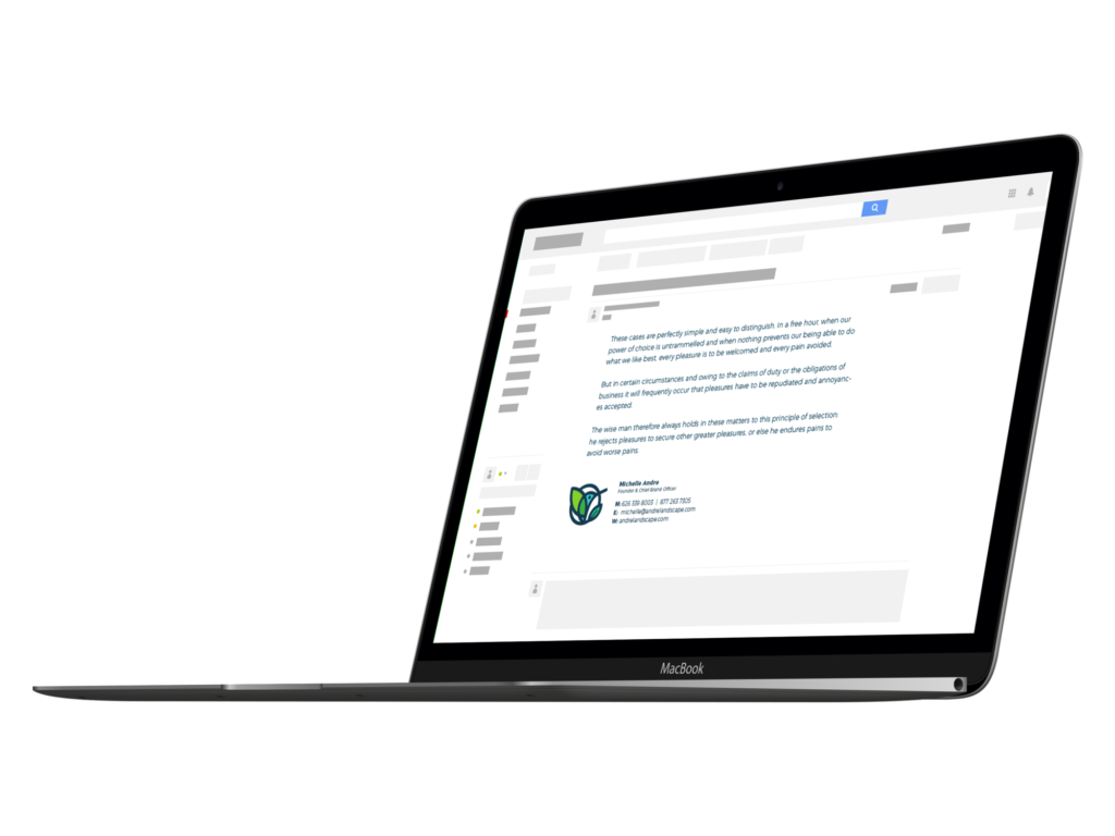 andre email branding case study tubik