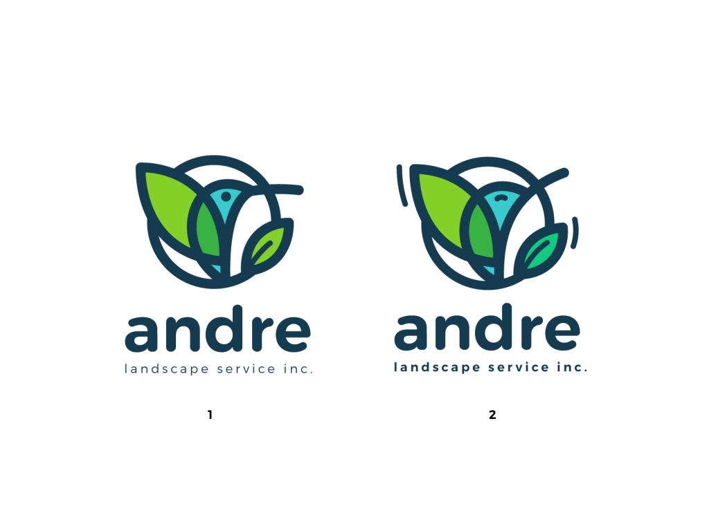 Andre-logo-birds-Tubik-studio