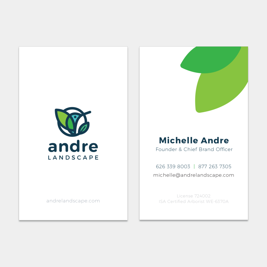 business-card_vertical design