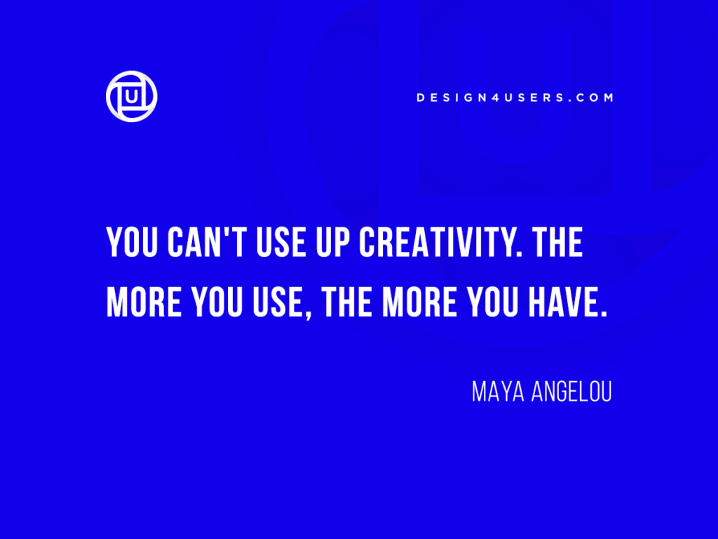 design creativity quote