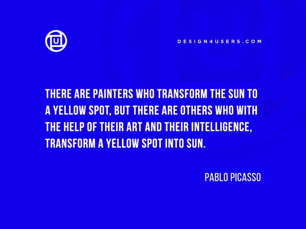 design creativity quote