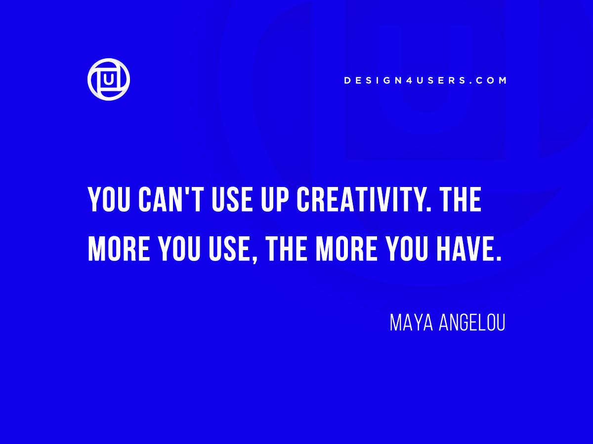 design inspiration 30 bright quotes about creativity rh design4users com