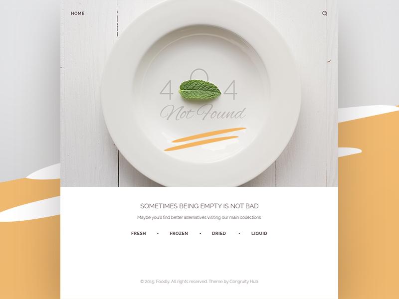 webpage 404 design 2