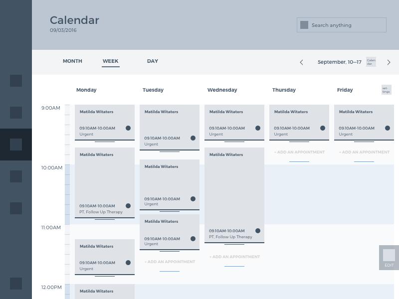 health-care_UX-calendar