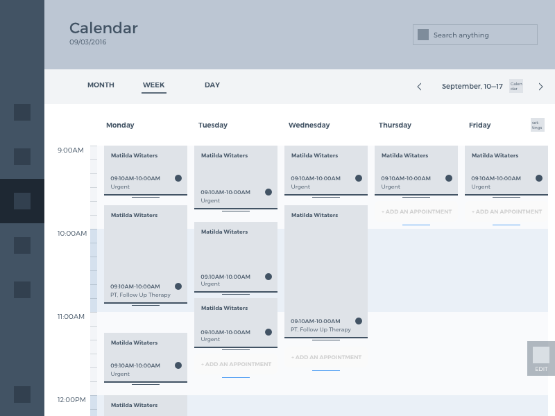 health-care_UX-calendar