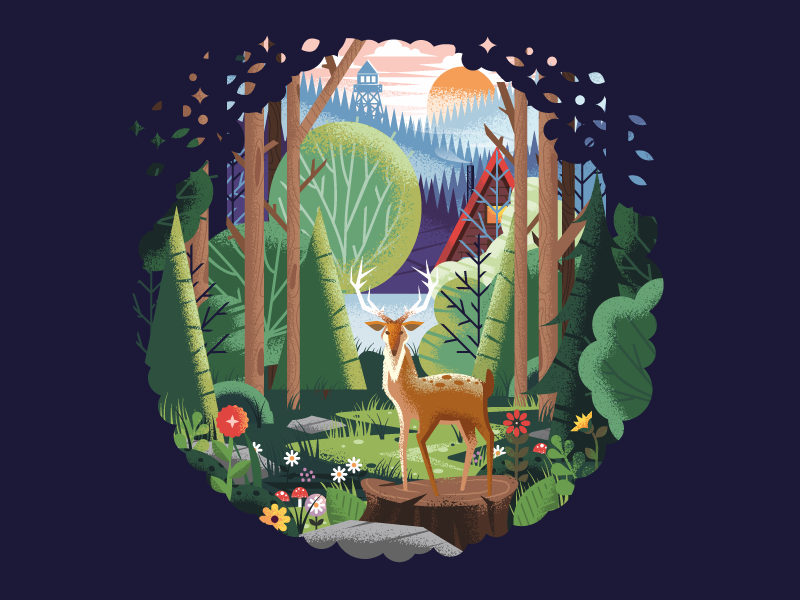 wild-nature-illustration
