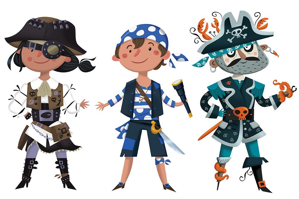 pirate graphic design 1
