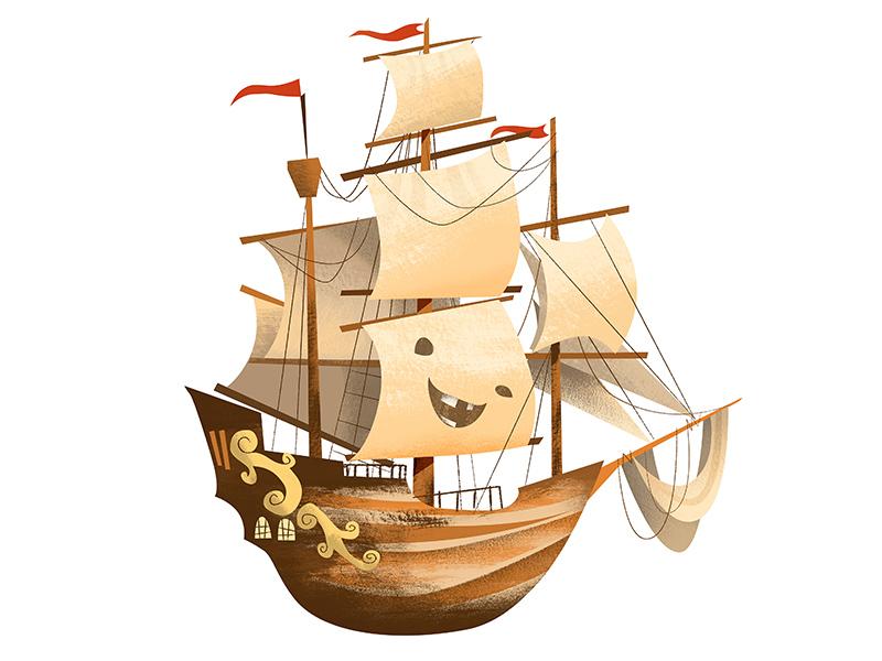 pirate graphic design 11