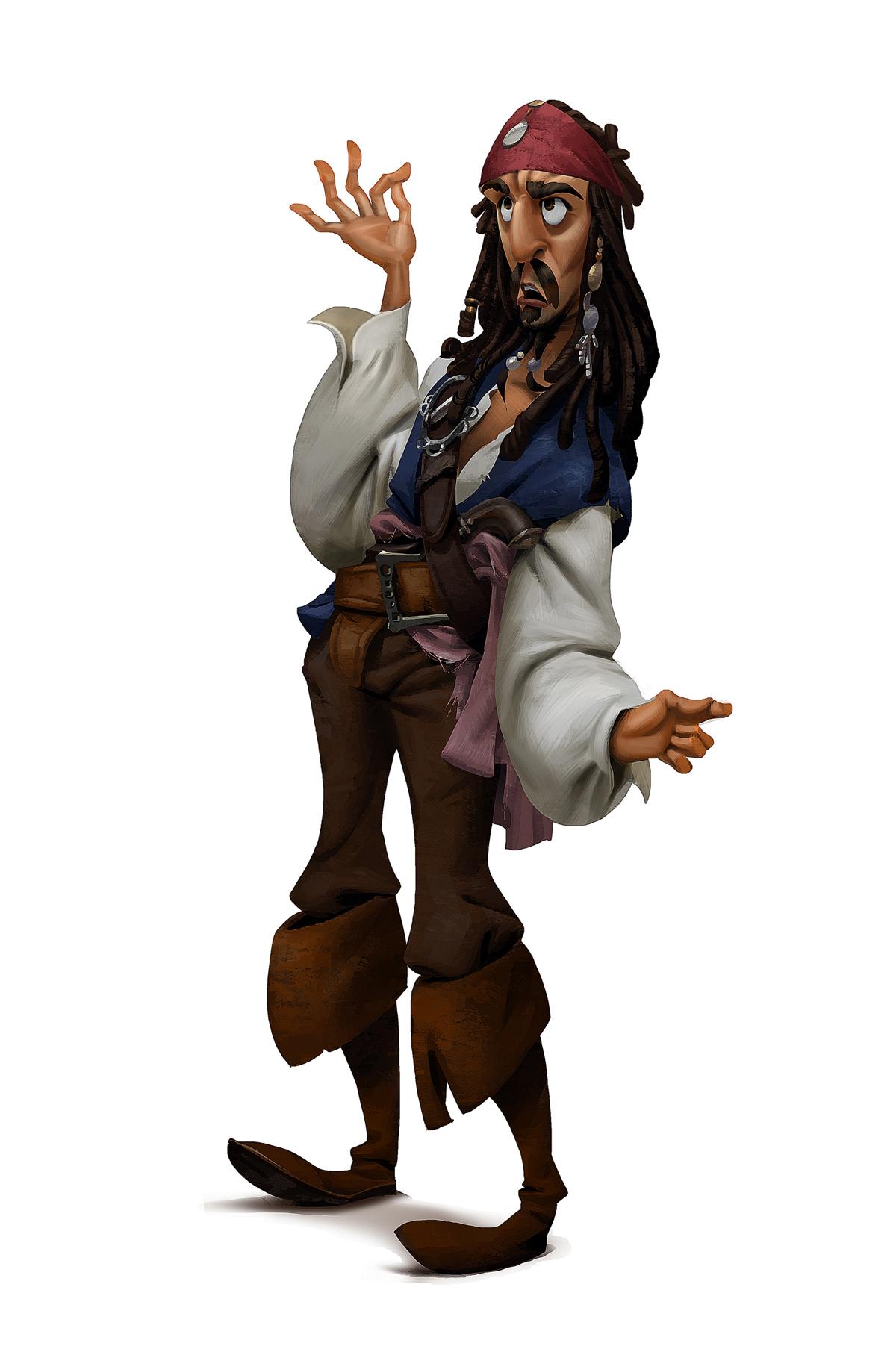 pirate graphic design 12