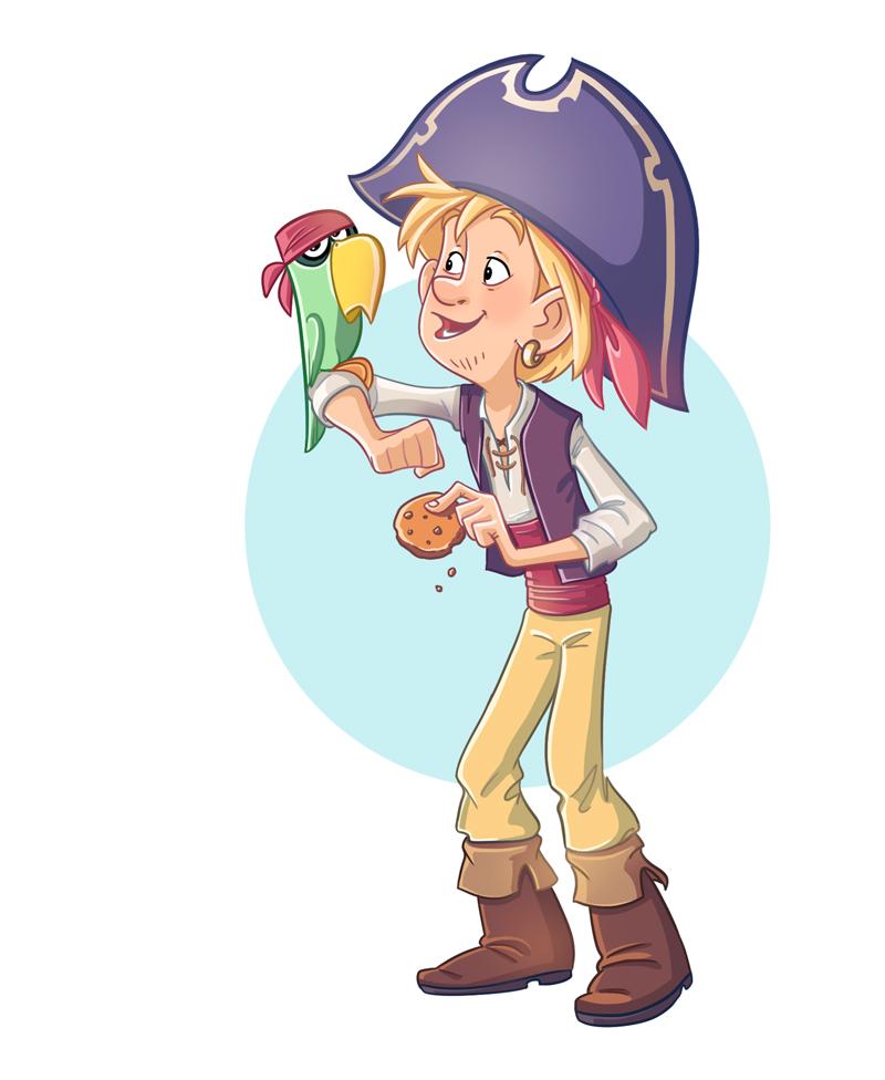 pirate graphic design 16
