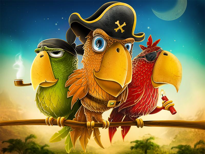 pirates graphic design