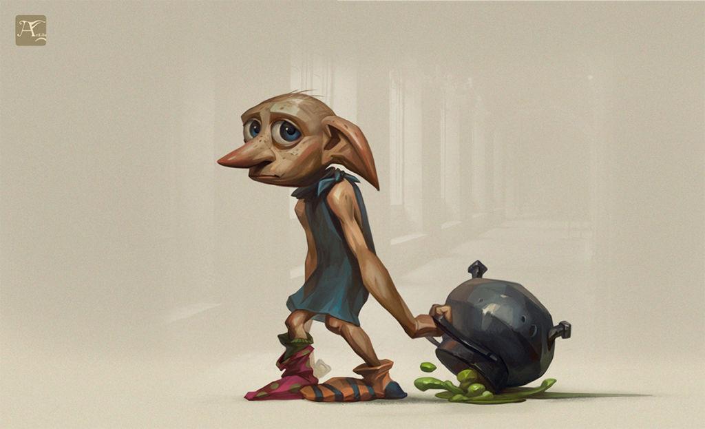 dobby-illustration-harry-potter