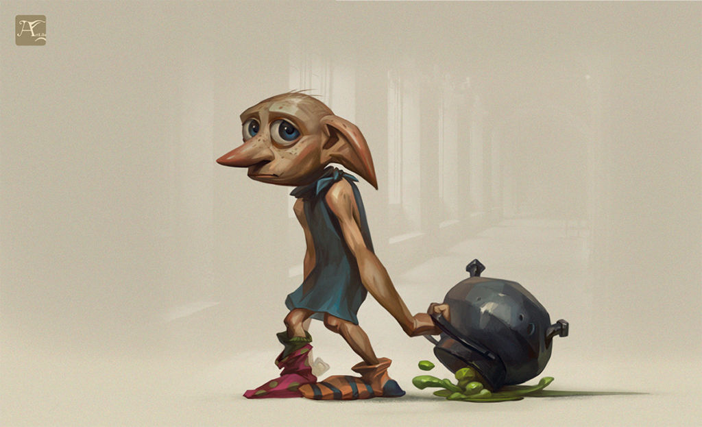 dobby-illustration-harry-potter