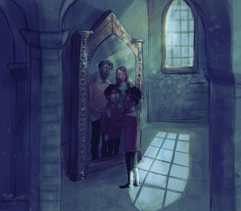 Happy Birthday, Harry Potter! Spirit of Magic in Digital Art
