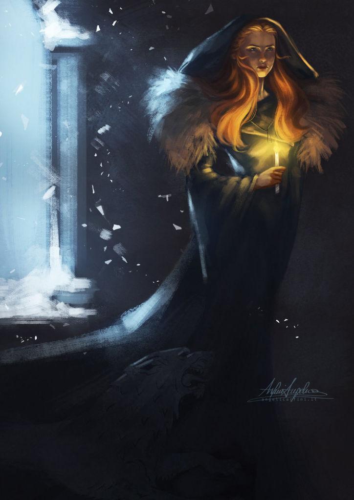 sansa_stark_game_of _thrones_illustration