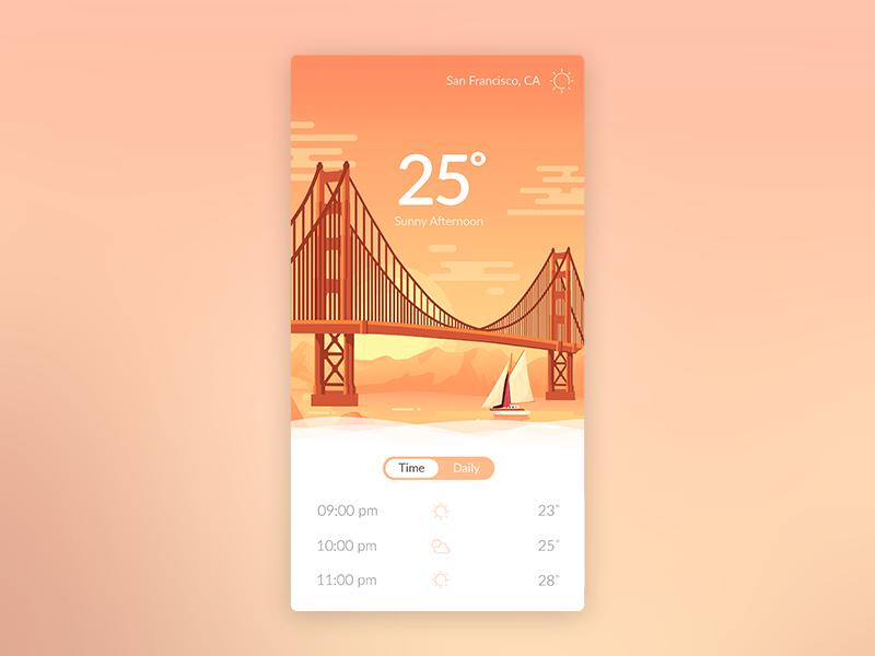 San-Francisco-weather-app
