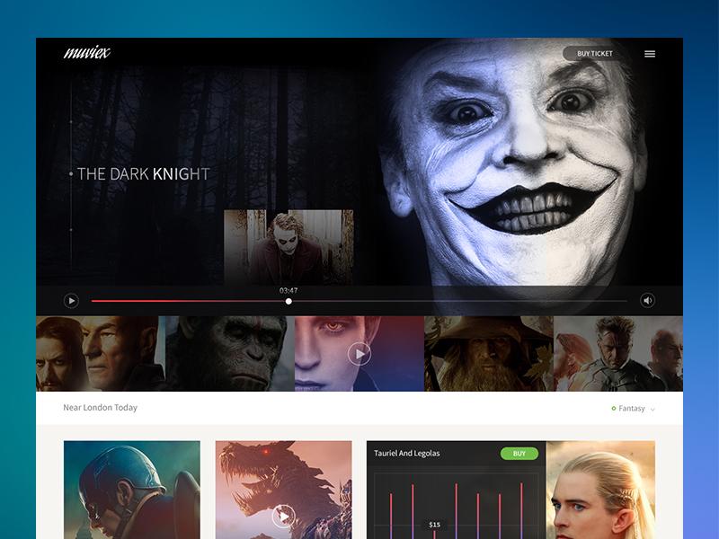 cinema-application-ui-design