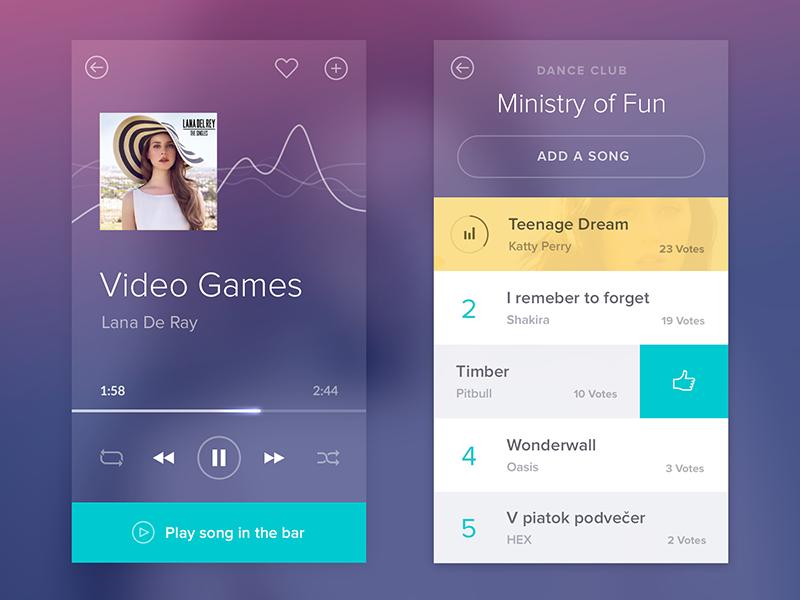 mobile-music-app