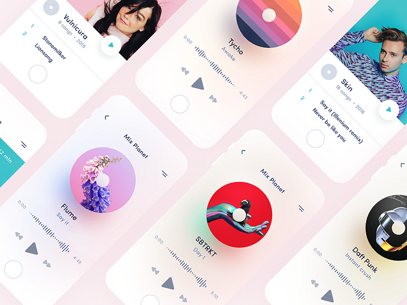 music-player-design