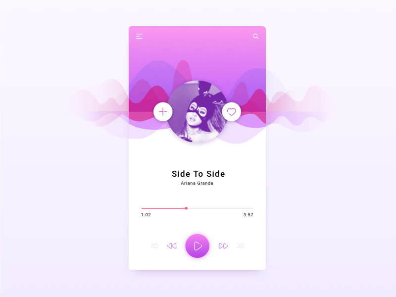 music-player-UI-concept